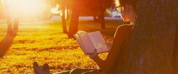 sitting-reading